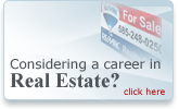 Considering a career in Real Estate?