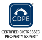 CDPE- Certified Distressed Property Expert